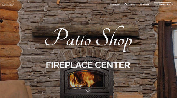Patio Shop Fireplace Center